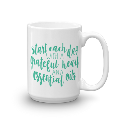 Start Each Day Mug - Bekai - 1
