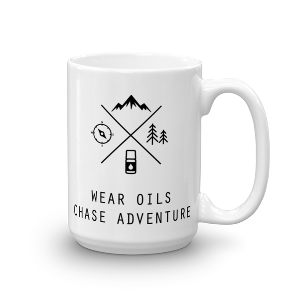 Wear Oils Chase Adventure Mug - Bekai - 2