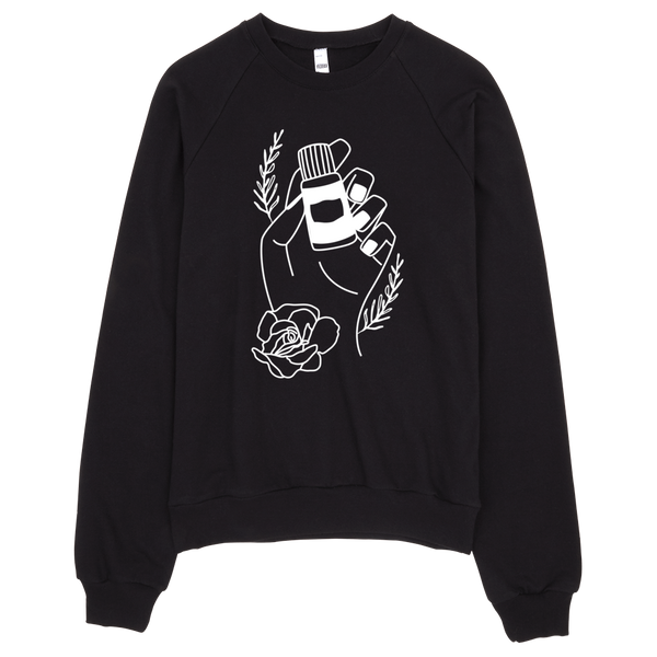 Essential Oils Sweatshirt - Young Living