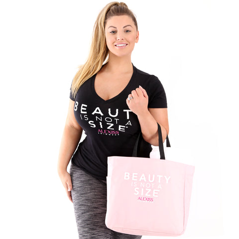 Beauty is Not a Size: TOTE BAG