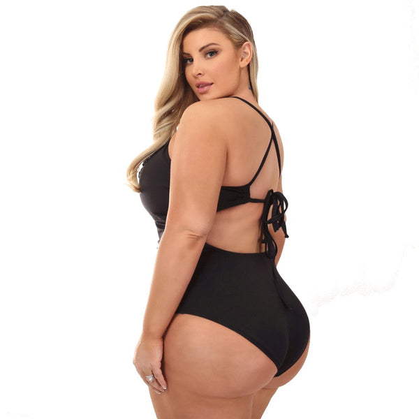 THE VELVET TOUCH ONE PIECE