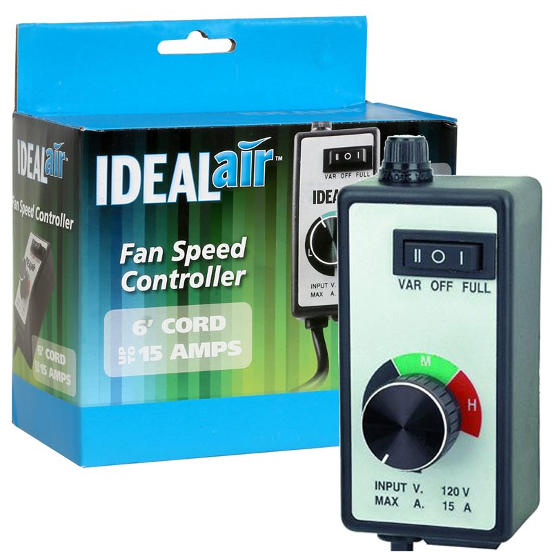 Ideal Air Fan Speed Controller