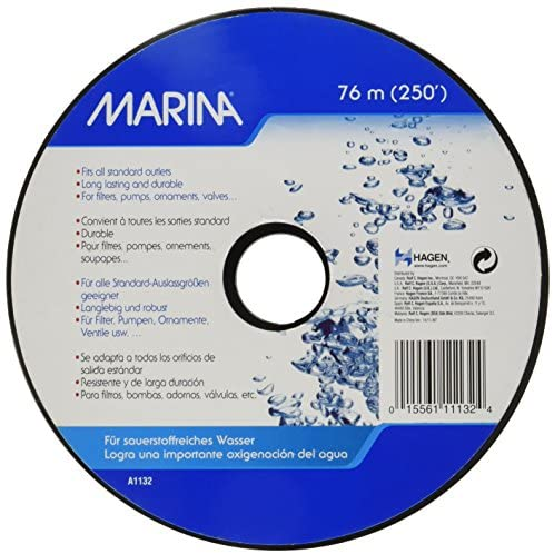 Marina Clear Airline Tubing  per Foot