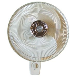 "Air King 16""Oscillating Wall Mount Fan"