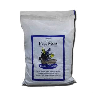 Dutch Treat Peat Moss 10L
