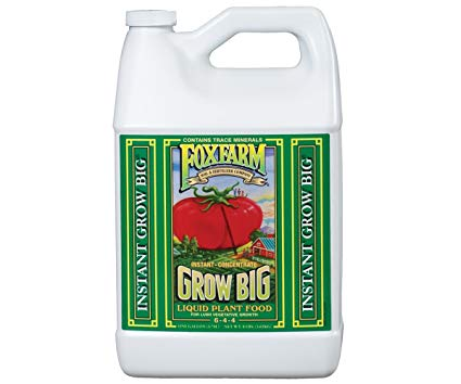 FoxFarm Grow Big 6-4-4 1gal 3.79L