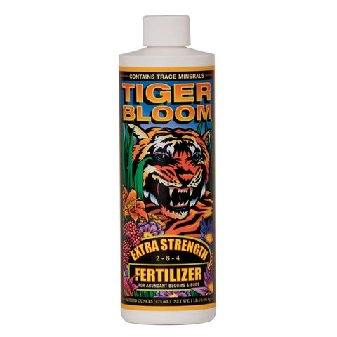 FoxFarm Tiger Bloom 2-8-4 1Q 946ml