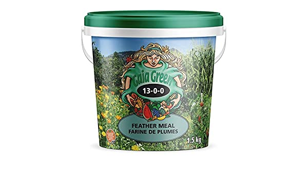 GAIA GREEN FEATHER MEAL 1.5 KG