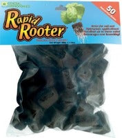 General Hydroponics Rapid Rooters (50/bag)