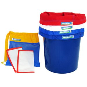 Bubble Bag Lite 5 gallon 4 Bags