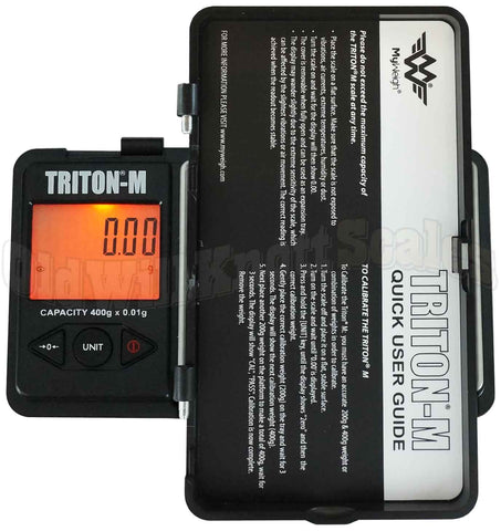 MyWeigh Triton M Scale 400g x 0.01g