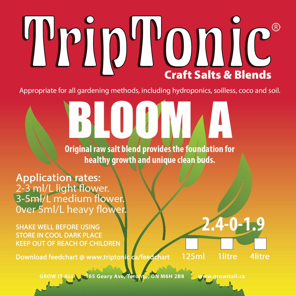 TripTonic Bloom A+B 20L