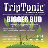 TripTonic Bigger Bud 125ml