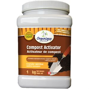 Orgunique  Compost Activator 1KG