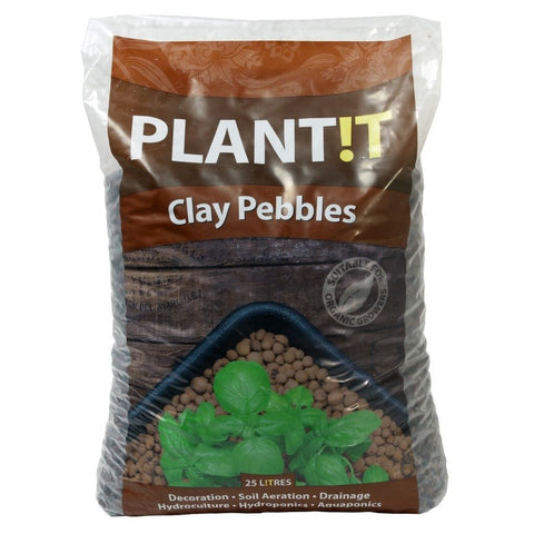 PLANT !T Clay Pebbles 25L