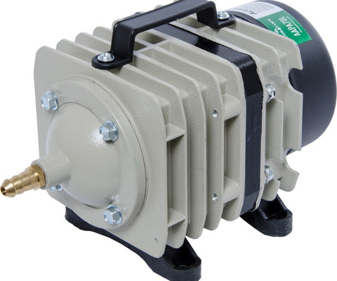 Active Aqua Commercial Air Pump, 8 Outlets, 60W, 70 L/min