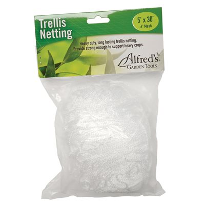 Alfred's Trellis Netting 5' x 30' (Polyester)
