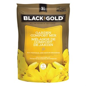 Black Gold Garden Compost 56L