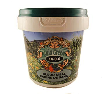 Gaia Green Blood Meal 14-0-0 1.5 kg