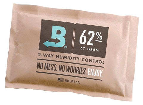 Boveda Humidipak 2-Way Humidity Control 62rH 67g