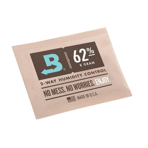 Boveda Humidipak 2-Way Humidity Control 62rH 8g