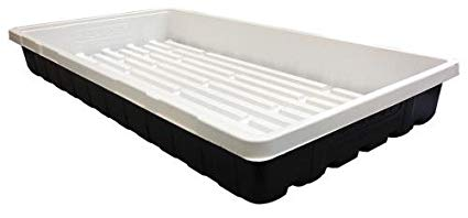 10/20 Mondi double thick prop tray black & white