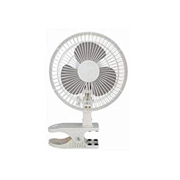 "Wind Devil 6""  Clip Fan"