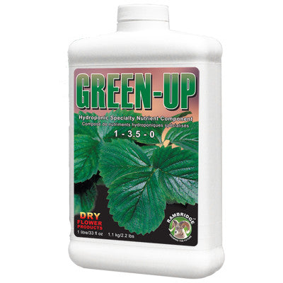 Dry Flower Products Green Up 1L 1-3.5-0