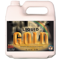 Dry Flower Products Liquid Gold 4L 0-0.14-0.09