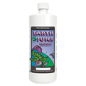 Earth Juice Bloom 0-3-1 1L