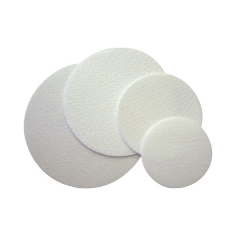 Filter disk 90mm for wide mouth mason
