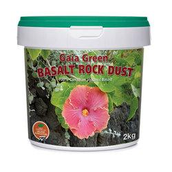 Gaia Green Basalt Rock Dust 2kg