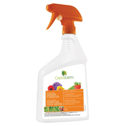 Green Earth Garden Fungicide RTU 1L