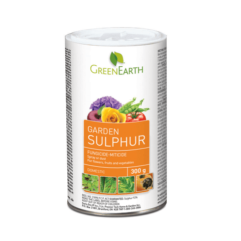 Green Earth Garden Sulphur 300g