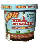 Gro4 50 Compost Red Wigglers