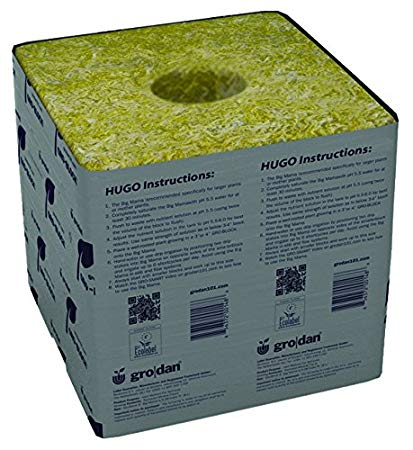 GRODAN GRO-BLOCKS Hugo 6""