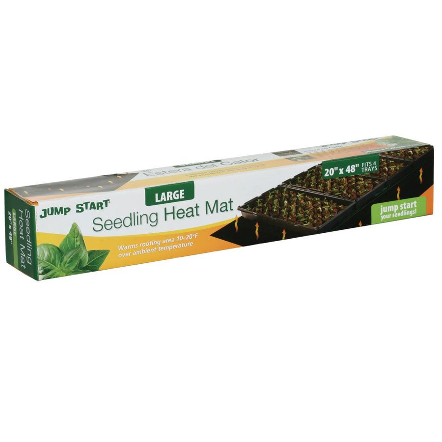 "Jump Start 4 Tray heat mat 20""x48"""