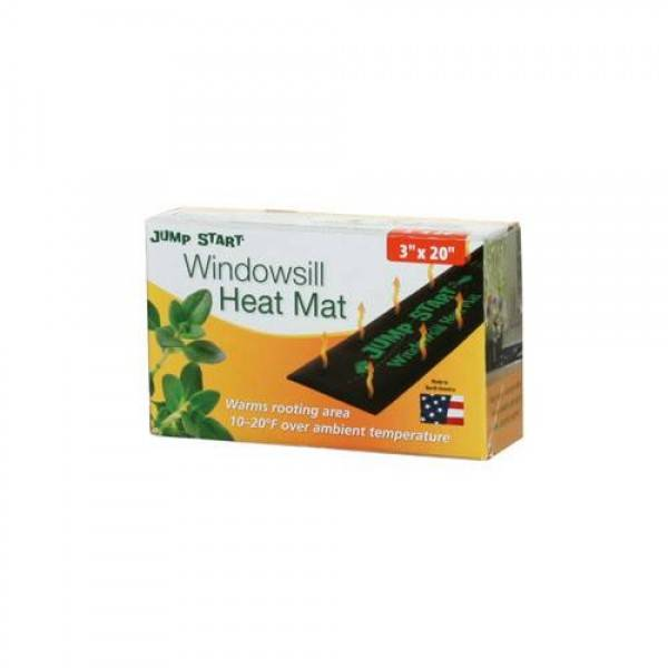 "Jump Start Windowsill heat mat 3""x20"""