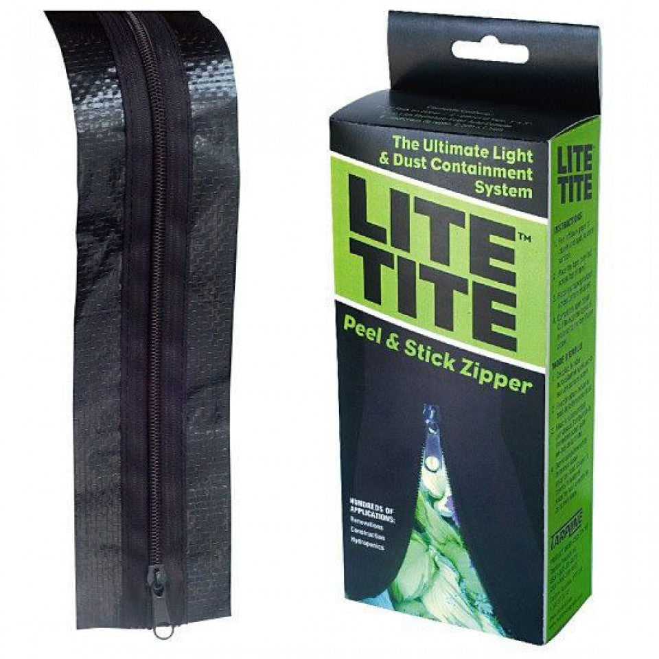 Lite Tite Heavy Duty Zipper