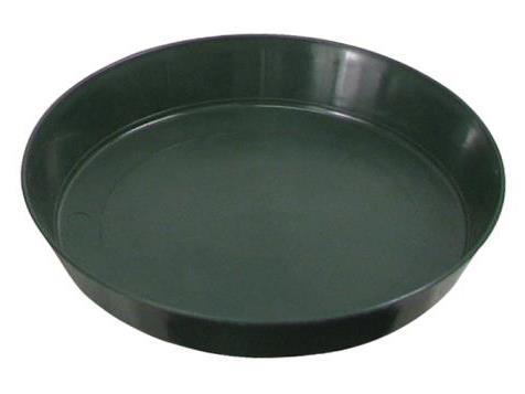 Mondi Super Saucer Black No Lip 14""