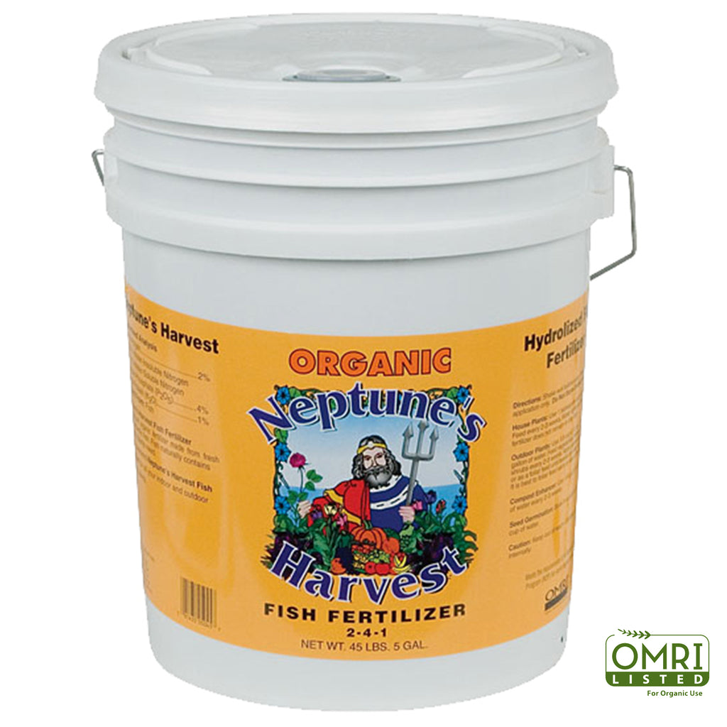 Hydrolyzed Fish 2 - 4 - 1 5gal 20L