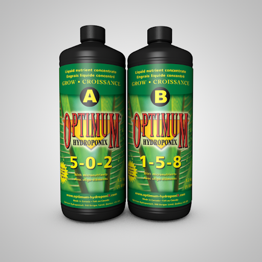Optimum Hydroponix Grow A+B 1L