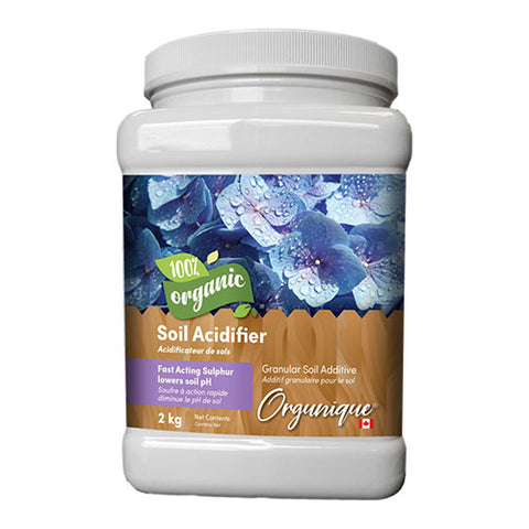 Orgunique Soil Acidifier 2 kg