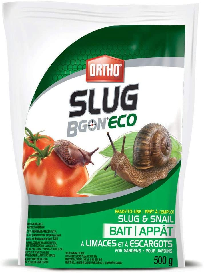 Ortho Slug-B-Gon Slug and Snail Bait 500g