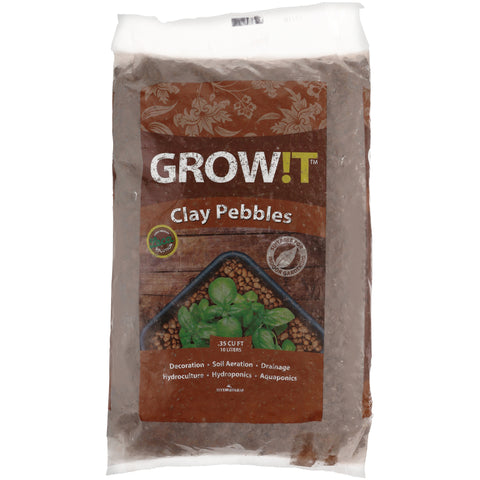 PLANT !T Clay Pebbles 10L
