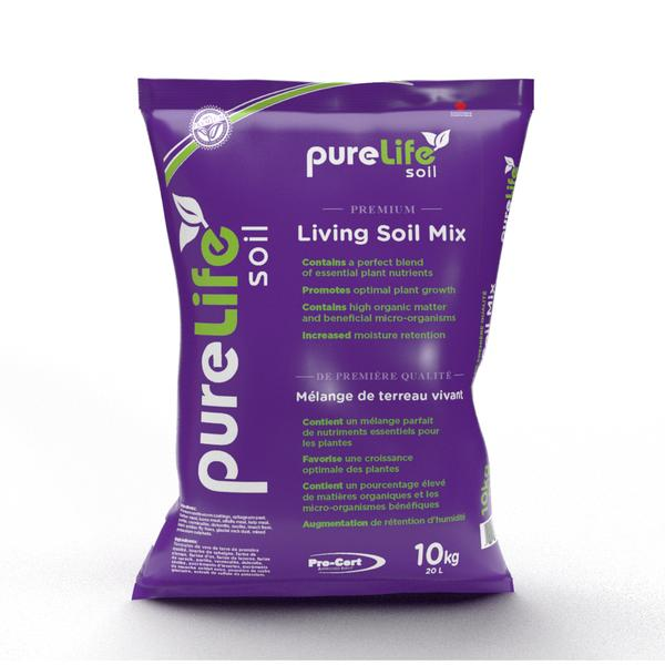 Pure Life Living Soil 20L
