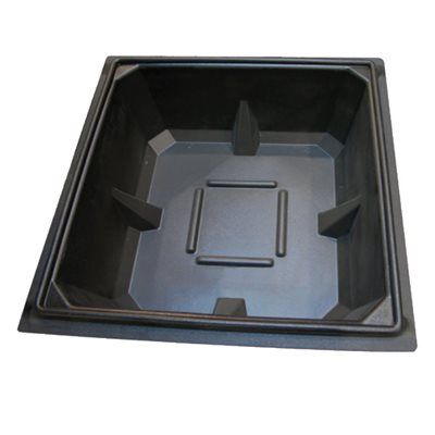 "Reservoir Black 260L  45""x45""x12"""