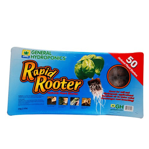 General Hydroponics Rapid Rooters (50/tray)