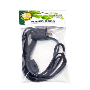 SunBlaster T5 Power Cord with On/Off Switch 6'