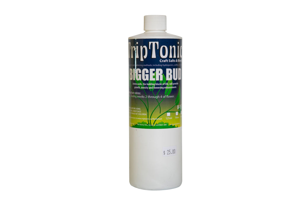 TripTonic Bigger Bud 500ml